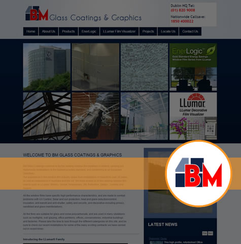 BM Glass Coatings