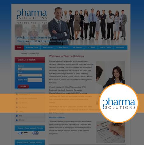 Pharma Solutions